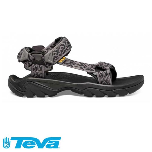 Teva Terra Fi 5 Universal Men's Wavy Trail Black