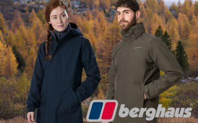 Nieuw binnen: Berghaus wintercollectie
