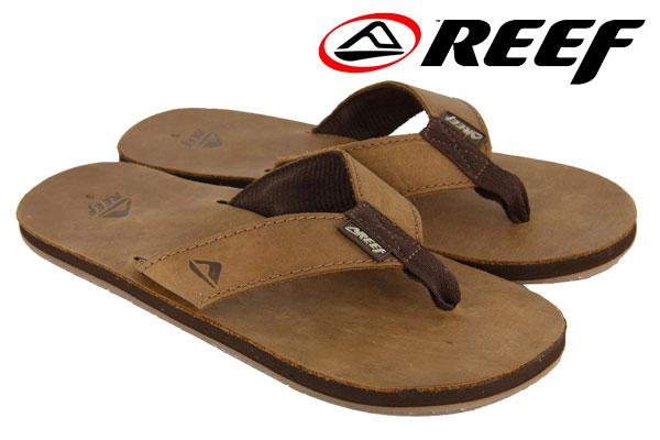 20% korting op Reef slippers